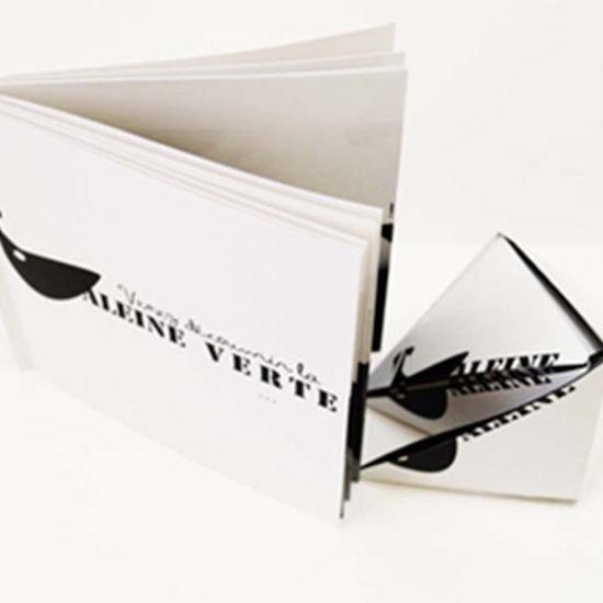 Projet Edition Baleine verte