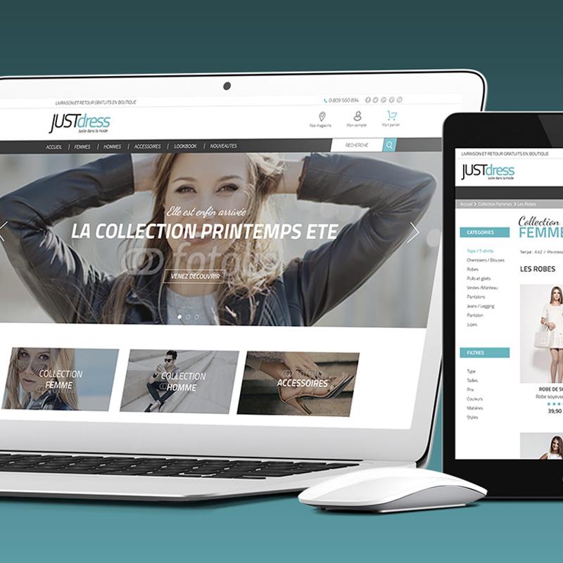 Site E-commerce Viaduc